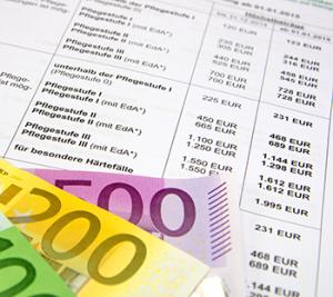 Pflegegeld - wieviel Ihnen zusteht